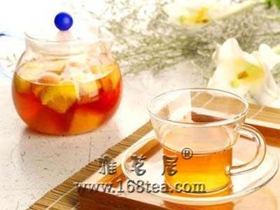 柠檬茶,柠檬茶介绍