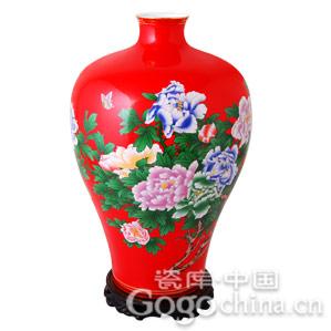 从中国红瓷的历史看红瓷的收藏价值