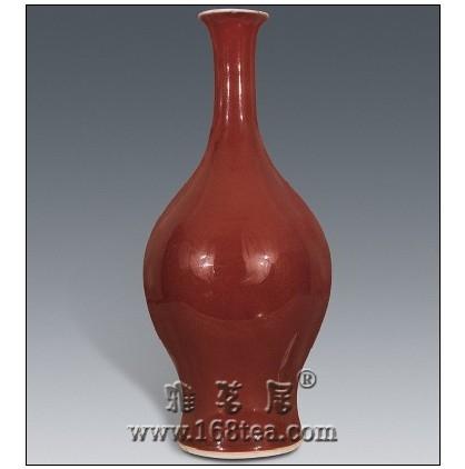 如何区别康熙红釉瓷的仿品差异?—瓷器问答第六十五问