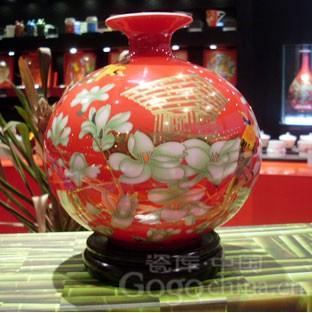 如何购买正宗的中国红瓷