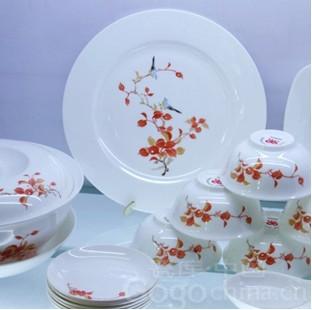 瓷器餐具挑选常识