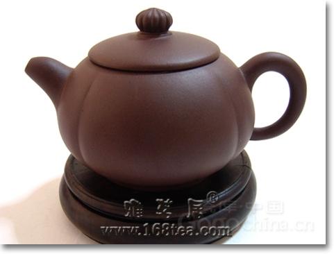 紫砂壶与茶性