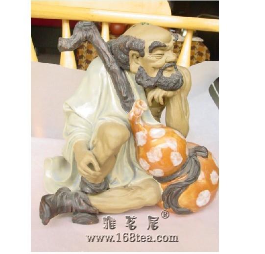 石湾第一件陶器的传说