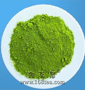 绿茶粉减肥法