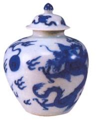如何通过呈色的变化,识别康熙朝不同阶段的青花瓷?—瓷器问答第五十九问