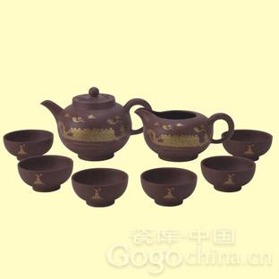 为什么泡黑茶要选择紫砂壶