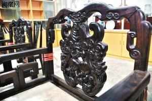 看雕工纹样品古味辨晚清广式家具(图)