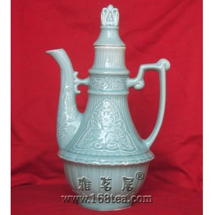 古中国与朝鲜瓷器的渊源