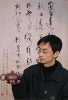张子威紫砂艺术:贯通古今,高贵典雅