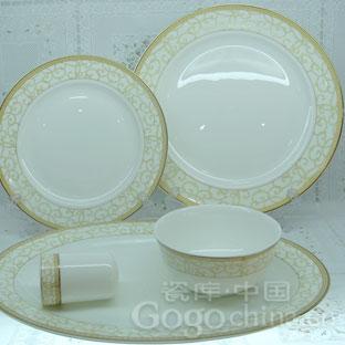 老年人适宜用陶瓷餐具