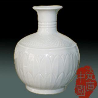 宋代瓷窑中定窑的独特技术独领风骚