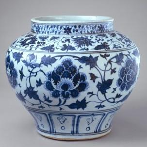 元朝文化陶瓷发展史