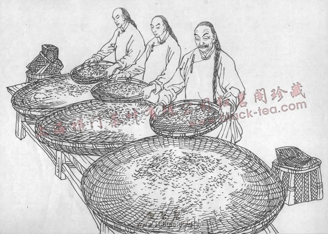传承祁门红茶制作工艺,汪家龄大师精心力作