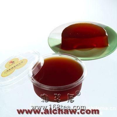 红茶冻的制作方法