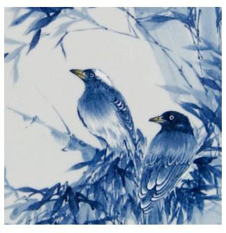 瓷画与中国书画的渊源