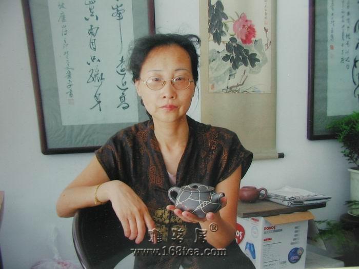 徐雪娟紫砂工艺美术师