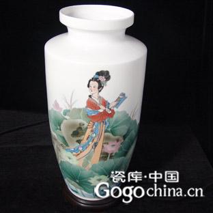 怎么样辨别花瓶的优劣?