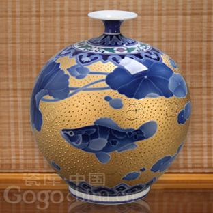 各朝代中青花瓷的特点—明青花瓷