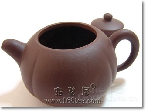 功夫茶为何选择紫砂小圆壶呢?