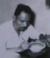 杨秦川陶瓷艺术家