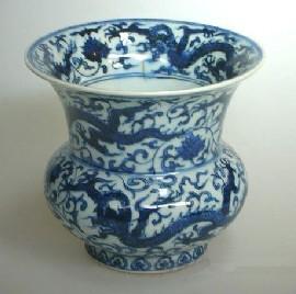 明代宣德到成化时期陶瓷的发展