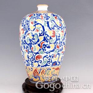 釉下彩瓷—我国瓷器界又一奇葩