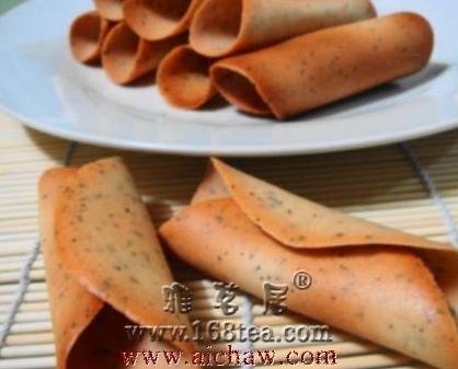 猫舌饼、红茶猫舌饼的做法