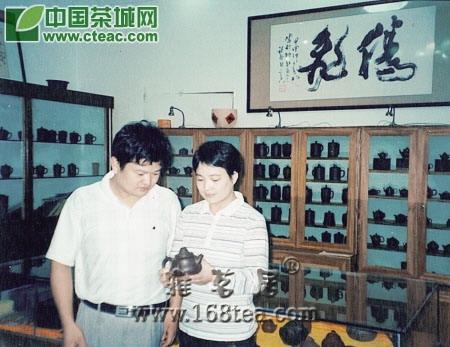 名门紫砂,经典壶艺——记青年陶