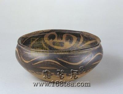 马家窑文化彩陶钵