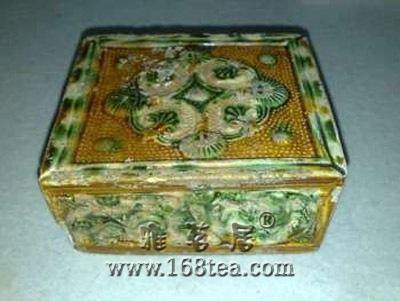 唐代彩釉瓷辨识