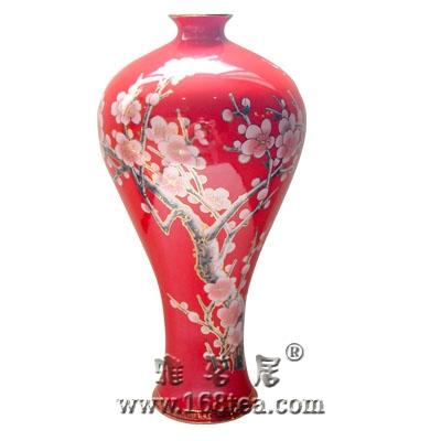 中国红瓷文化