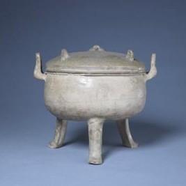 馆藏春秋战国时期的陶瓷欣赏