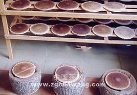 云南普洱茶制作工艺过程