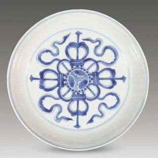 装饰/一种瓷器装饰纹样。