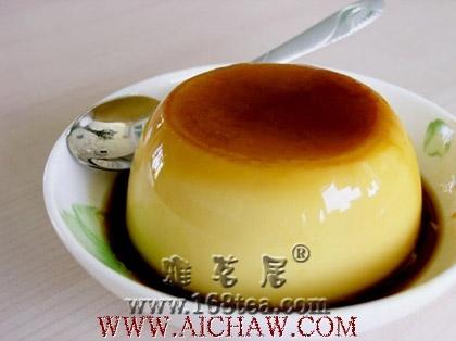 荔枝红茶布丁做法