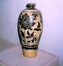 西夏瓷器的纹饰题材(上)