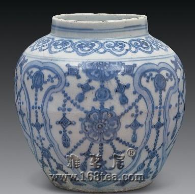 璎珞/瓷器装饰纹样之一。