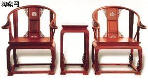 投资新宠 红木家具引领2007收藏潮流