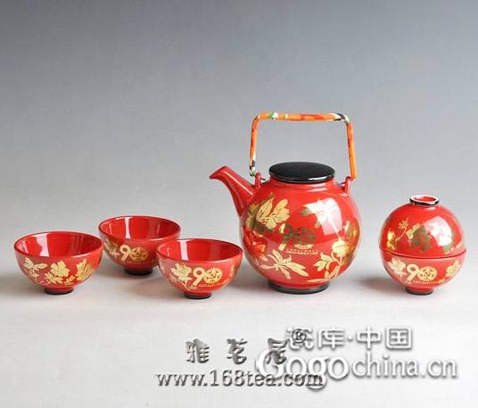 小编推荐佳品:中国风、创意风、宫廷风,众多Fashion茶具不容错过
