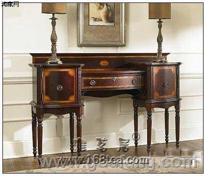 中式古典家具具有很高的保值和增值性(图)