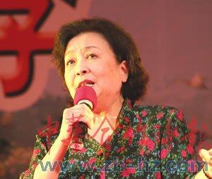 著名表演艺术家谢芳:美丽如茶