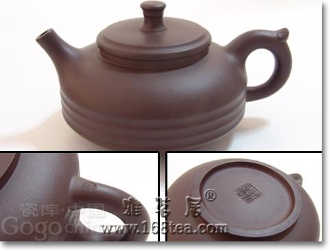 小小紫砂壶虽简单古朴单,可是文化性艺术性颇高