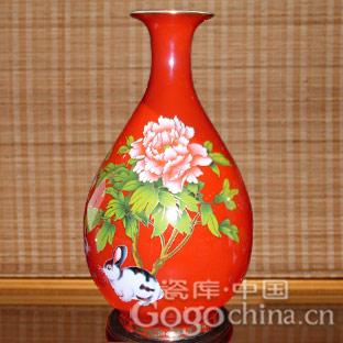 玉壶春瓶何时出现的,有何艺术特点