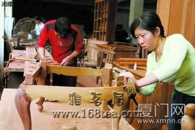 红木家具选购的三大重要因素――型、艺、材