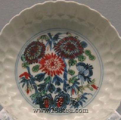 瓷器上几种常见的昆虫纹
