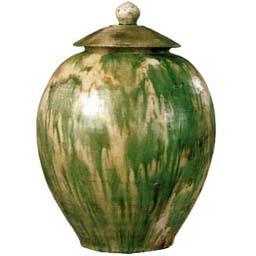 瓷器收藏—吉州窑玳瑁釉盏与黑地白花莲纹瓶介绍