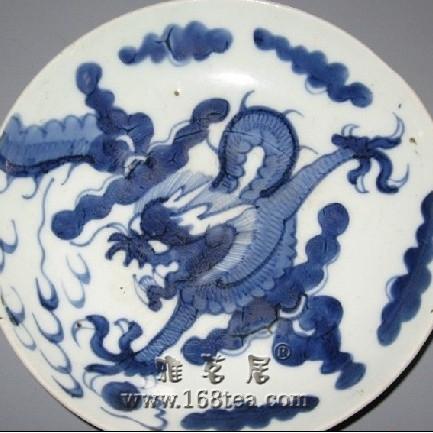 德化陶瓷中的龙纹