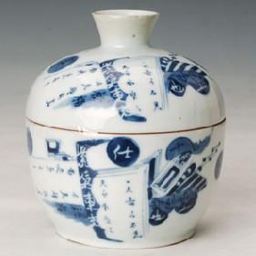 漫谈陶瓷装饰中的八破纹