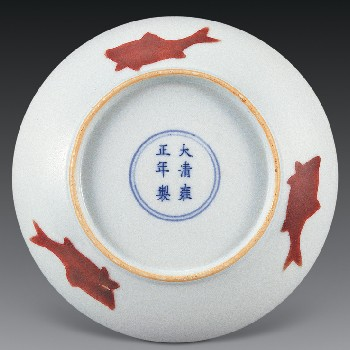"""年年有""""鱼""""纹饰"""