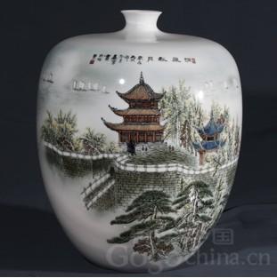 古瓷器收藏中要注意尺度